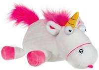 Minions Pluche Fluffy Unicorn liggend 25cm-2
