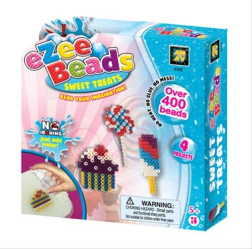 Ezee Beads Sweets set met 400 waterparels