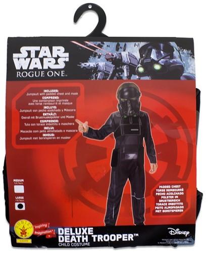 Rubies Kostuum Star Wars Death Trooper Deluxe Large