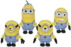Despicable Me 3 Pluche Minions Gift 4 as