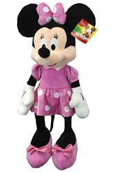 Mickey Mouse Pluche Minnie 80cm