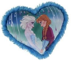 Disney Frozen Kussen Anna en Elsa 30cm