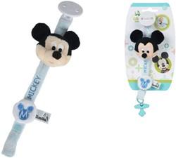 Mickey Mouse Pluche Speenhouder 20cm