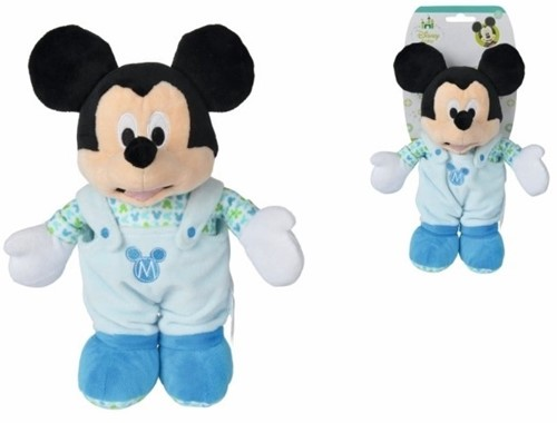 Mickey Mouse Baby pluche 28cm