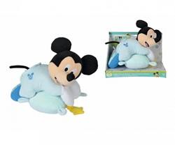 Mickey Mouse pluche met muziekdoos 35cm