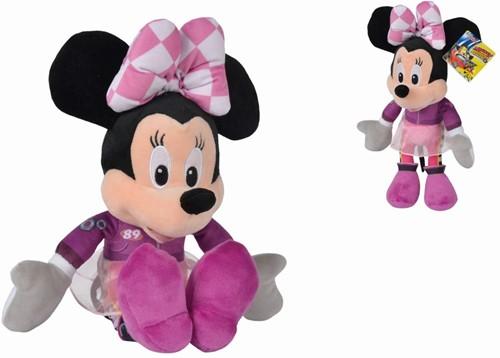 Disney Roadster Racers Pluche Minnie Mouse 25cm