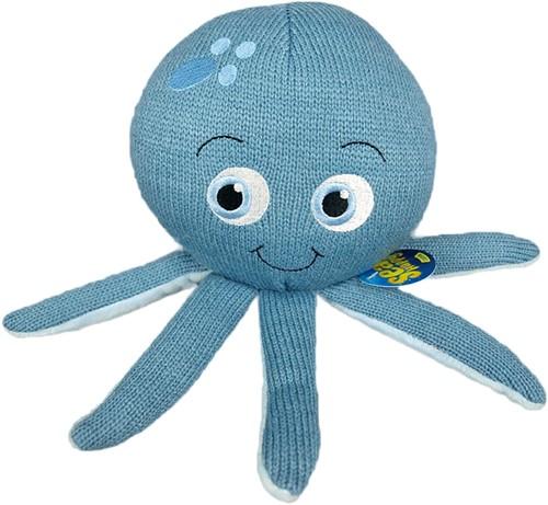 Pluche Octopus 25x15cm SeaHappy Luna