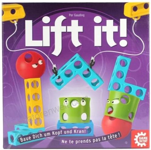 Game Factory Lift it! Spel 27x27cm