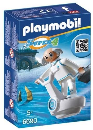 Playmobil Super 4 Dr.X