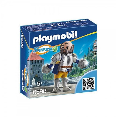 Playmobil Super 4 Koningswachter Sir Ulf