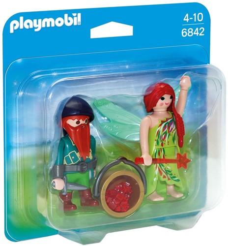 Playmobil Duo Pack Elf & Dwarf