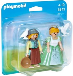 Playmobil Duo Pack Prinses en Maagd