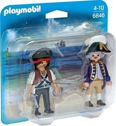 Playmobil Duo Pack Piraat