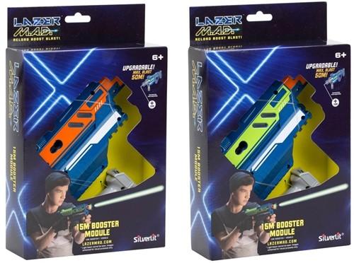 Silverlit Lazer Mad Super Blaster Kit