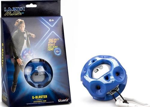 Silverlit Lazer Mad G-Blaster