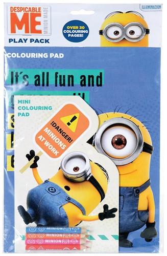 Minions Play Pack kleurset