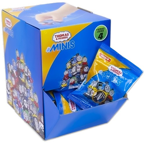 Blind Bag Thomas & Friends Minis verzamelfiguur assorti in display 5cm Series 4