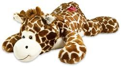 Pluche Giraffe liggend 95cm