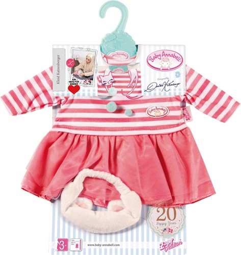 Zapf Baby Annabell My Special Day Outfit