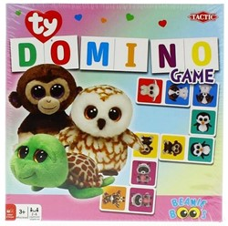 Goliath TY Beanie Boos Domino Game