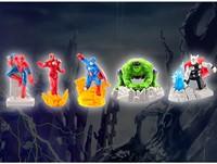 Blind Bag Marvel Avengers verzamelfiguren in capsule assorti in display 7,5cm-2