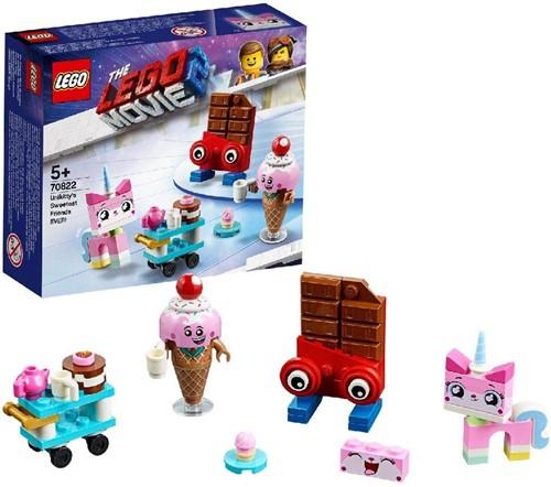 Lego The Movie Unikittys Sweetest Friends 14x4,5x12cm