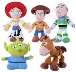 Toy Story Pluche 5 assorti 30cm