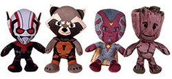 Marvel Superhero Series 2 Pluche 4 assorti 30cm