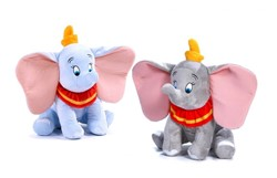 Disney Dumbo Pluche 2 assorti 30cm