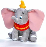 Disney Dumbo Pluche 2 assorti 30cm (Air-freight)-2