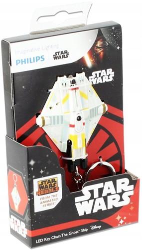 Sleutelhanger Star Wars Ghost Ship Philips zaklamp