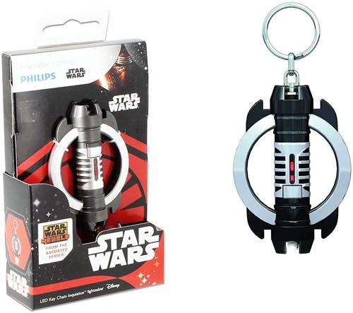 Sleutelhanger Star Wars Inquisitor Lightsaber Philips zaklamp