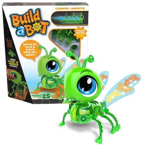 Build A Bot Grasshopper 20x25cm