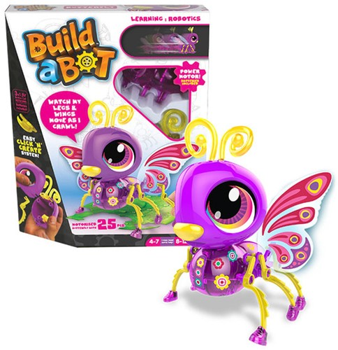 Build A Bot Butterfly 20x25cm