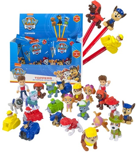 Paw Patrol Pen Topper assorti in display (24)