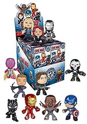 Mystery Minis Captain America 3 assorti in display 7,5x9cm