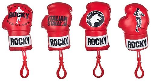 Rocky Box handschoenen Bagclip 4 assorti 10cm