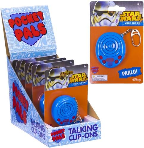 Disney Star Wars Soundblaster in display 10x15,5cm
