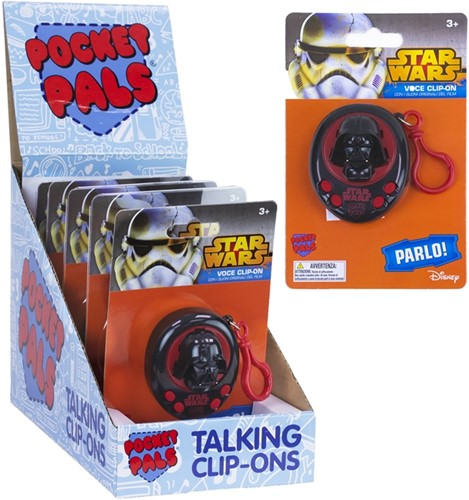 Disney Star Wars Darth Vader Soundblaster in display 10x15,5cm