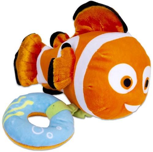 Disney Baby Nemo Pluche Activity op kaart 20cm