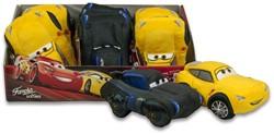Disney Cars Pluche 2 assorti in display 17cm