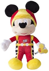 Disney Mickey Mouse pluche Roadster Racers 35cm