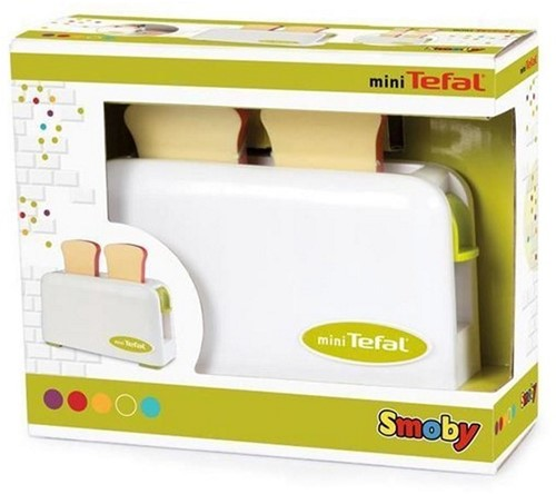 Smoby Speelgoed Mini Tefal Toaster 15,5x18cm