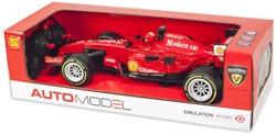 RC Race auto 1:12 Rood 13x45cm