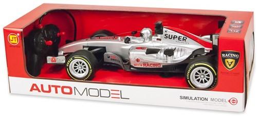 RC Race auto 1:12 Zilver 13x45cm