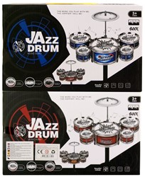 Drumset Jazz Drum (5 drums) 17,5x28cm