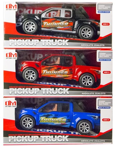 Auto Pick-Up Thunder Friction 3 assorti 14x32cm