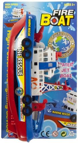 Boot Marine Rescue Boat op kaart