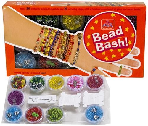 Armbanden speelset Bead Bash 12x23cm