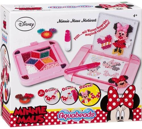 Aquabeads Minnie Mouse motief set